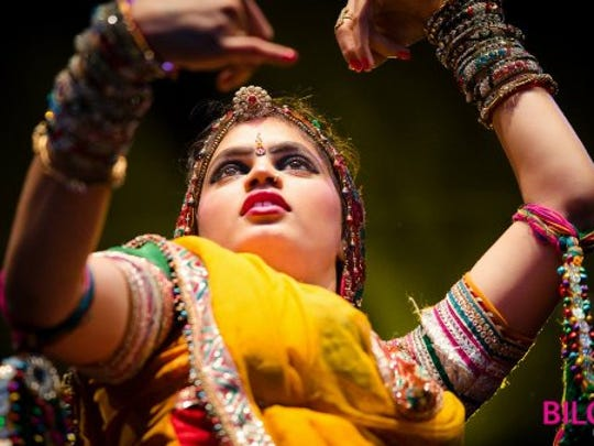 "The Bollywood Masala Orchestra and Dancers of India bring the touring ""Spirit of India"" to Macomb Center on Friday."