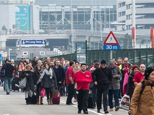 Brussels terror attacks