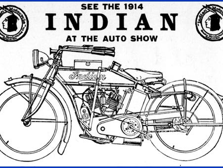 Labor Day Of 1912 Featured Motorcycle Races At York Fairgrounds