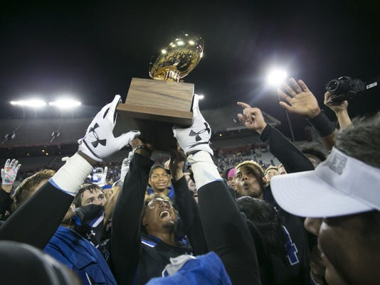 6A high school football state championship game #hsfb