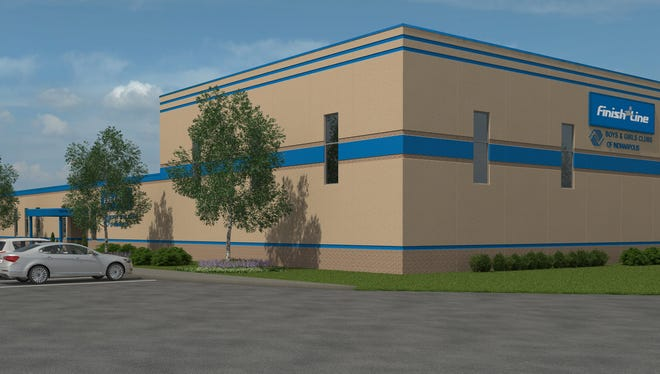 The Boys & Girls Clubs of Indianapolis broke ground on Aug,. 27, 2014, on a new 22,000-square-foot club for the Far-Eastside community at 8902 East 38th Street (corner for 38th Street and Post Road). It will be called the Finish Line Boys & Girls Club, after the footwear and athletic clothing retailer donated $1.25 million to the project.