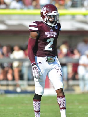 Mississippi State cornerback Will Redmond was drafted by the San Francisco 49ers in the third round of the NFL draft.