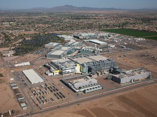The Chandler City Council recently approved expanding Old Price Road to accommodate expected additional traffic coming from the Intel Ocotillo campus as it completes its Fab 42 plant.