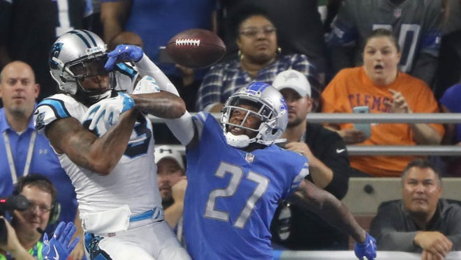 Glover Quin returned to practice on Monday. He has started 122 consecutive games.