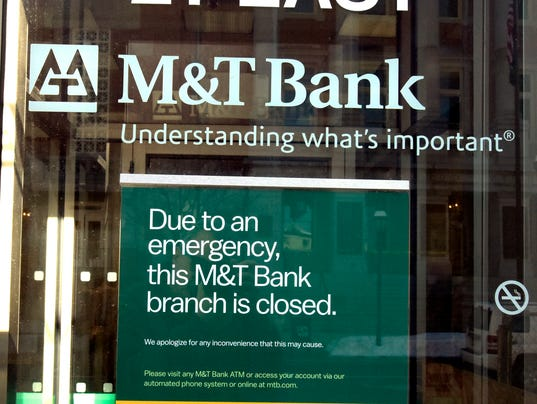M&T Closed