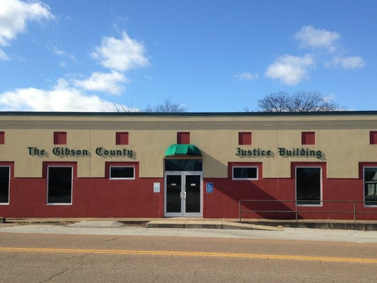 Gibson County Justice Building