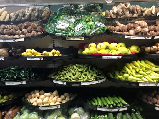 Los Altos Ranch Market finds such hard-to-find produce