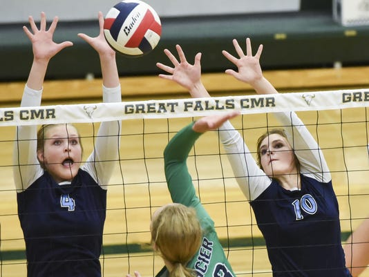 CMR GFH Volleyball Tournament