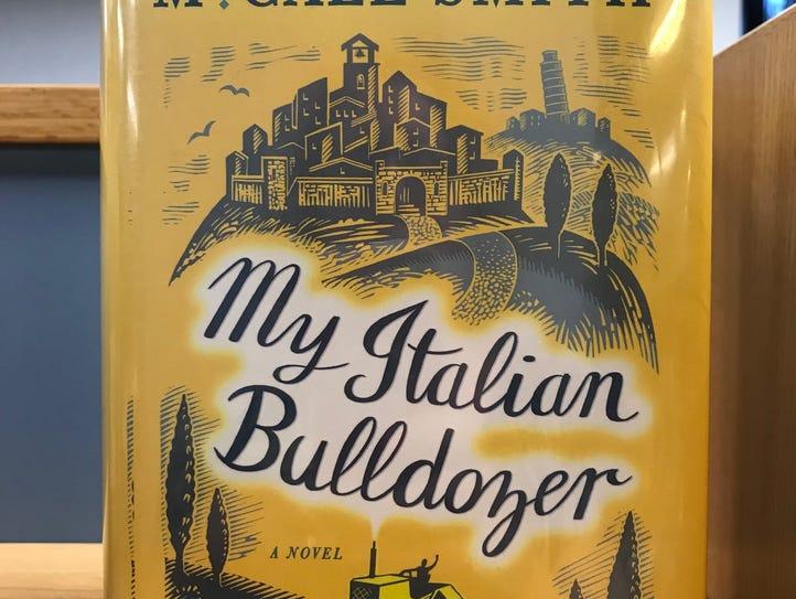 My Italian Bulldozer by Alexander McCall Smith