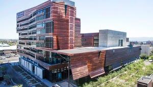 University of Arizona College of Medicine-Phoenix building.
