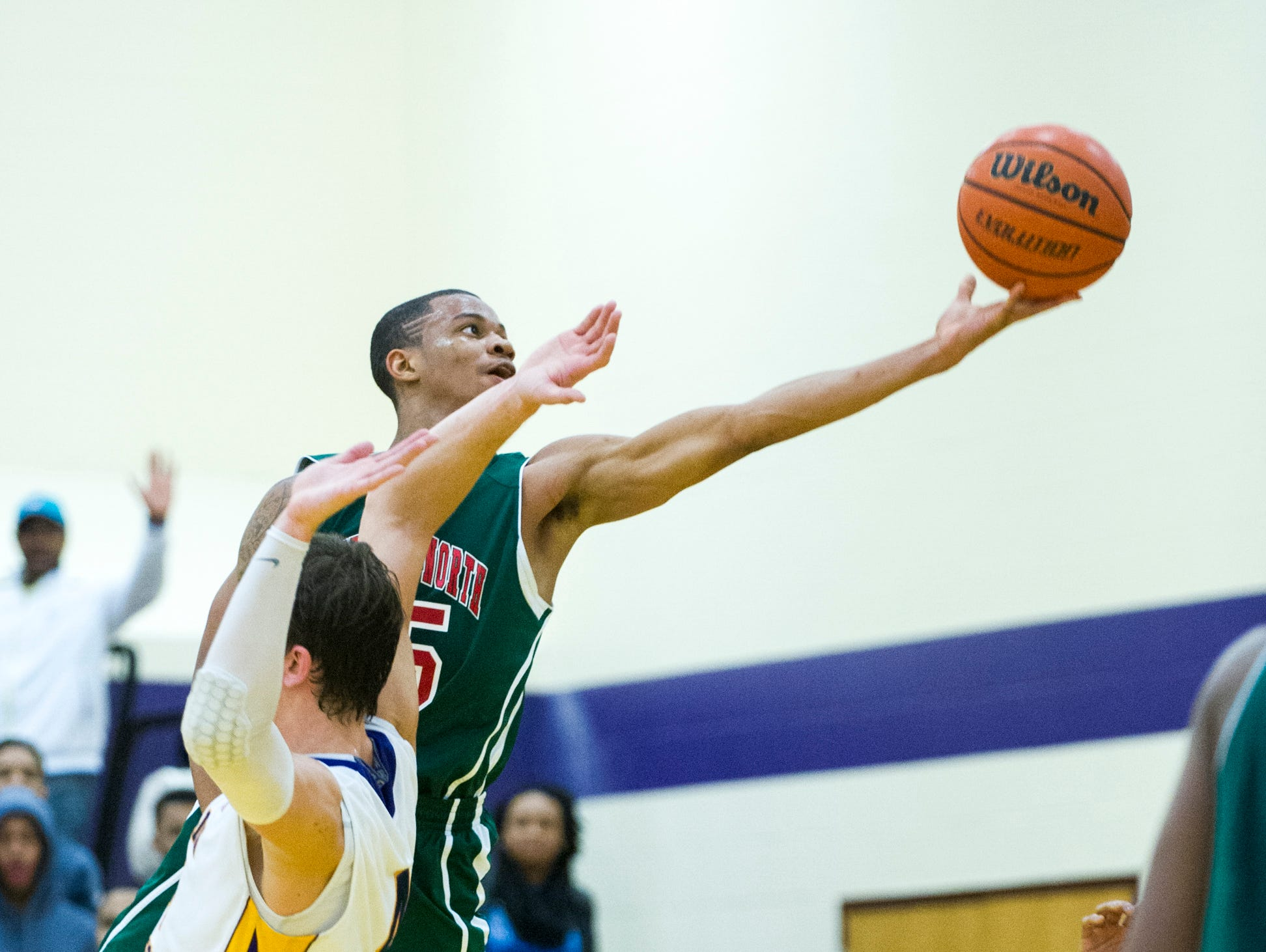 Lawrence North's Pat Bacon