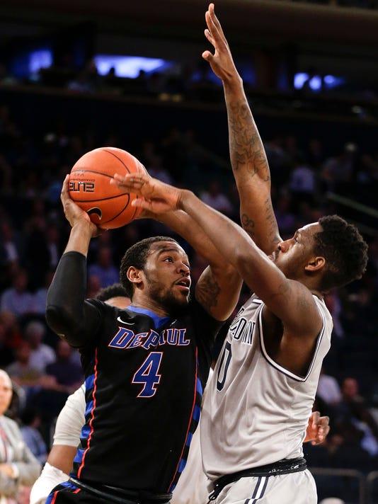 BEast DePaul Georgetown Basketball