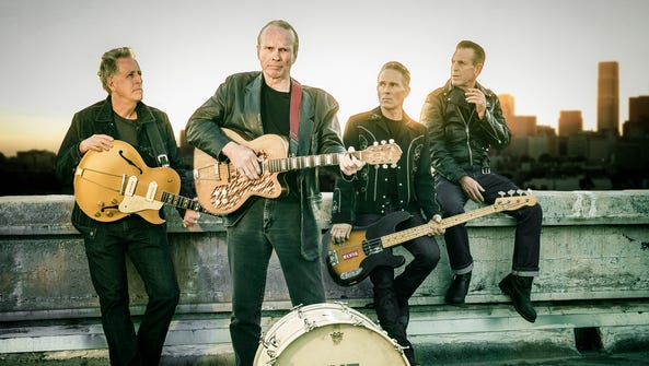 Dave Alvin, formerly with The Blasters, will play Feb.