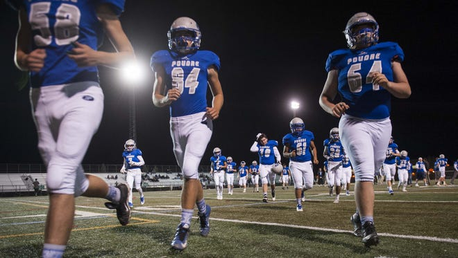Thursday's 6 p.m. game between Poudre and Highlands Ranch will be streamed live at Coloradoan.com.