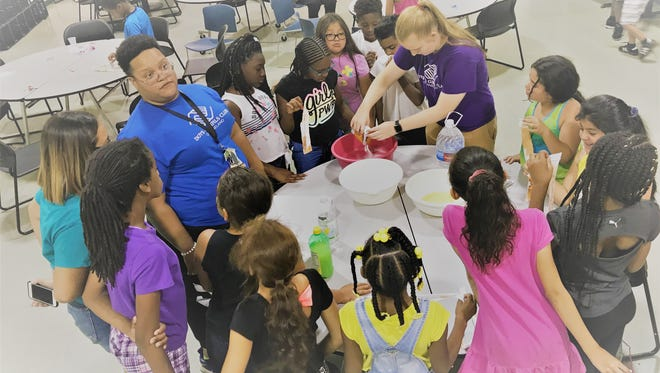 The Boys & Girls Club of Vineland offers Summer Brain Gain to help members continue learning during the summer