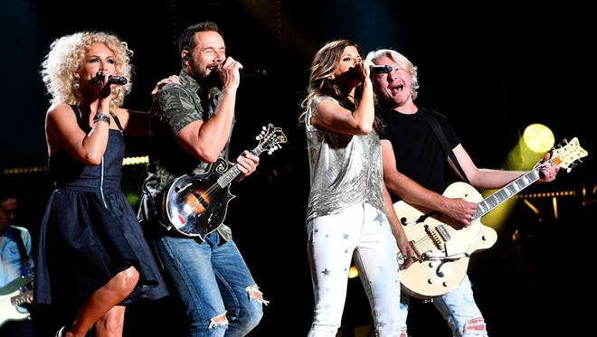 Little Big Town are a nominee for the 2018 ACM Awards.