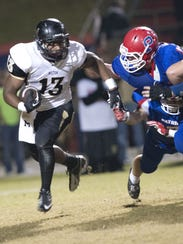 No matter the records, the Milton vs. Pace football