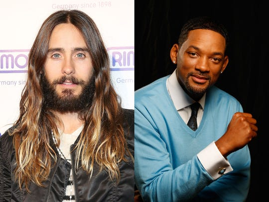 Jared Leto is the Joker and Will Smith stars as Deadshot