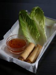 The Ba Luu Signature Crispy Roll served at Pho Ba Luu.