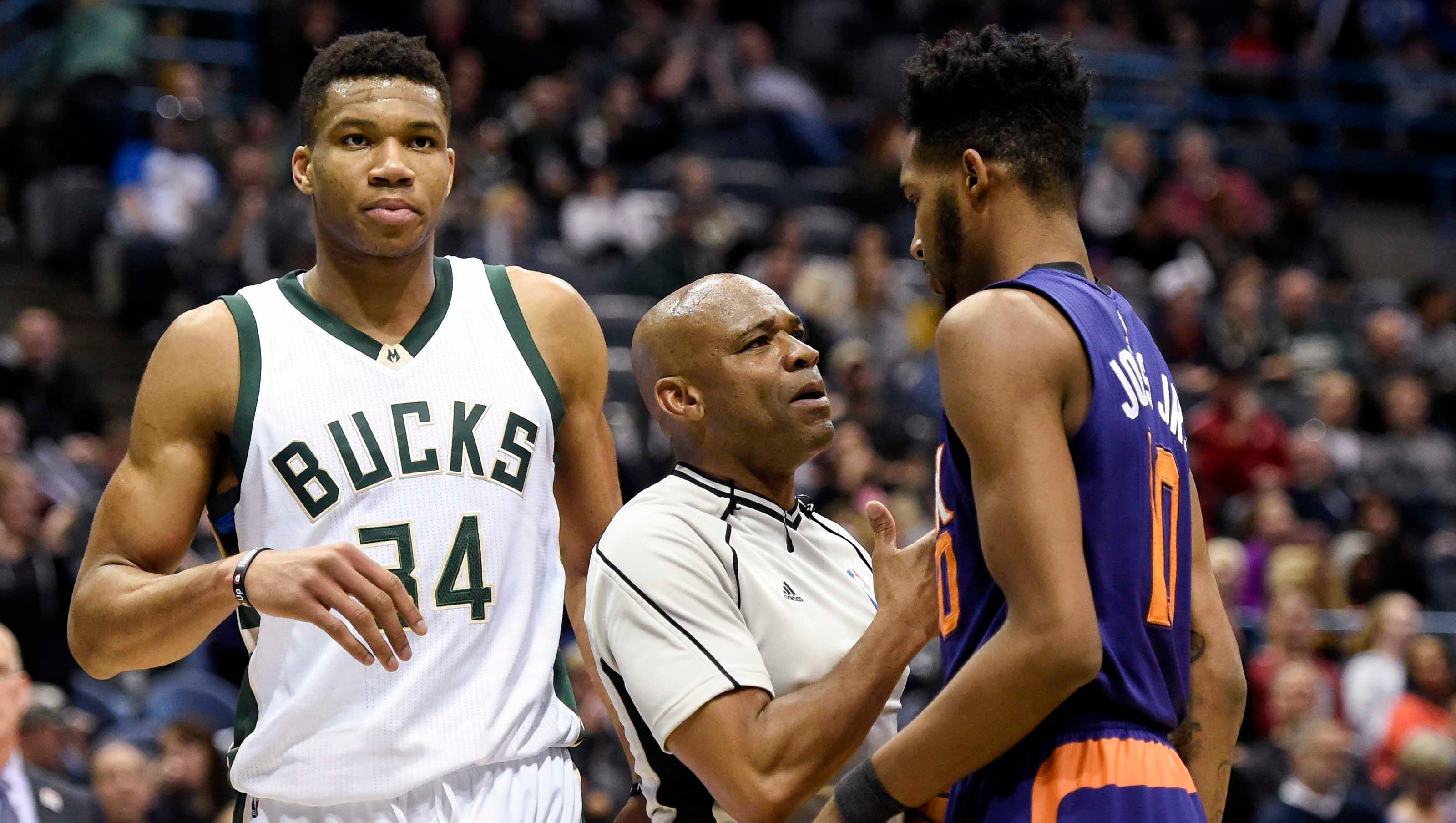 Suns Could Have Had The Bucks Giannis Antetokounmpo
