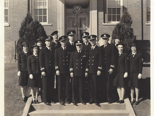 March 1944, US Naval Air Station, Sand Point Dispensary
