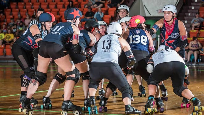 Springfield Roller Derby opens its season Saturday with a doubleheader at the Shrine Mosque.