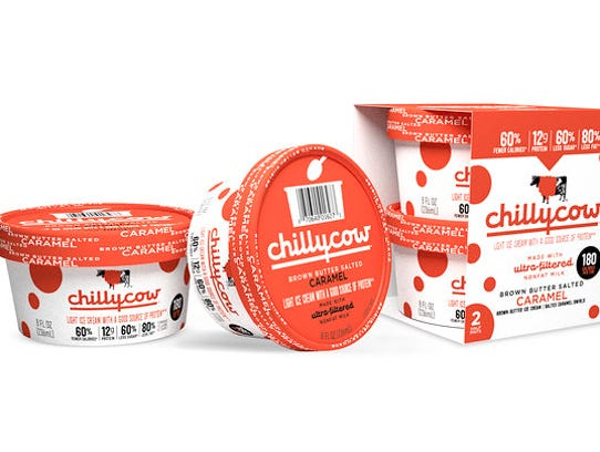 Chilly Cow is now available in supermarkets across