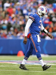The tremendously disappointing four-year stint of EJ Manuel in Buffalo has come to a merciful end.