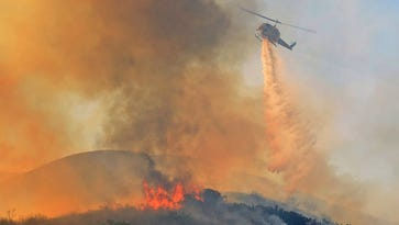 Severe wildfire season is the new normal, officials say