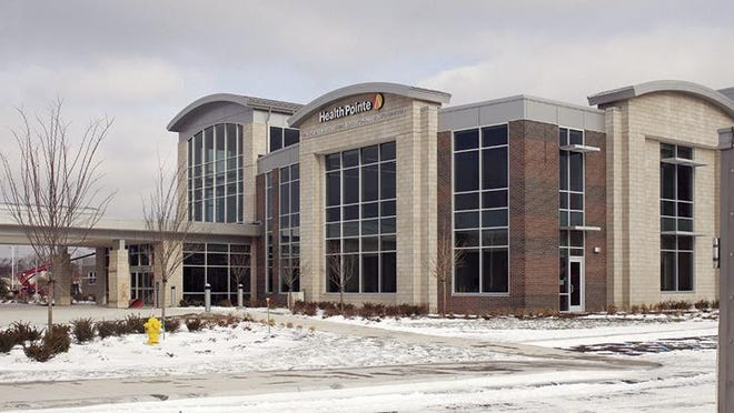 Spectrum Health is purchasing Holland Hospital's 50 percent stake in Health Pointe, a Grand Haven outpatient medical care facility.