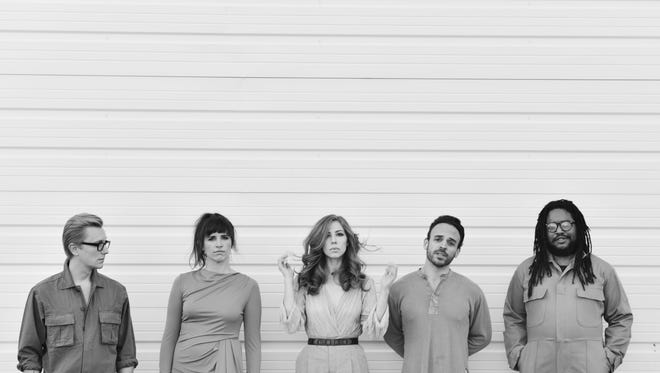Lake Street Dive will perform at Pisgah Brewing on Tuesday, July 3 at 8 p.m.