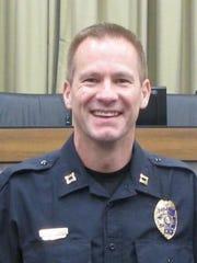 Iowa City Police Capt. Bill Campbell