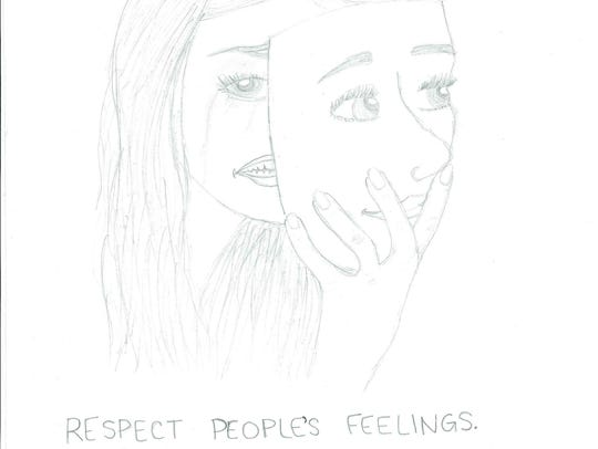 "Submission to ""My Feelings Matter"" poster contest"