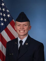 U.S. Air Force Airman Riley J. Edmonds