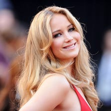 Actress Jennifer Lawrence was among the celebrities targeted in an online leak of nude photos Aug. 31, 2014.