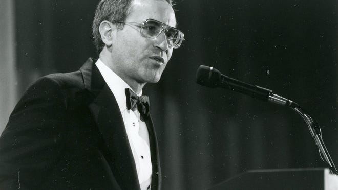 """Michael """"Mick"""" Ferrari, president of Drake University from 1985 to 1998, died Friday of pancreatic cancer. He was 75."""