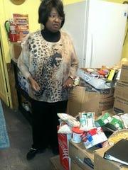 Patricia Johnson of Granny Goins Community Soup Kitchen