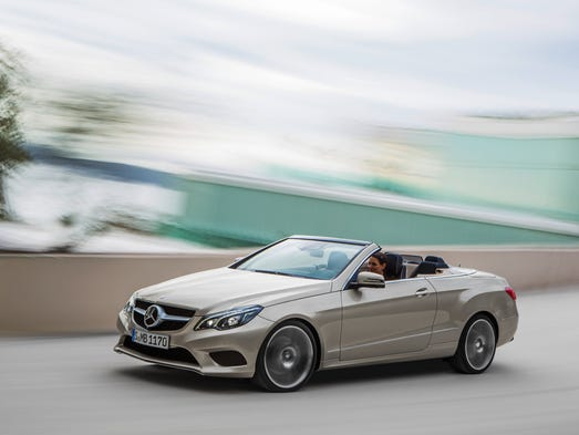 Iihs names usa 39 s safest cars suvs for 2015 for Mercedes benz car names