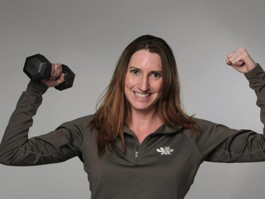 Jennifer Fitch is part of the 3-month Indy Fit Challenge. Reporter Dana Benbow is following her progress.