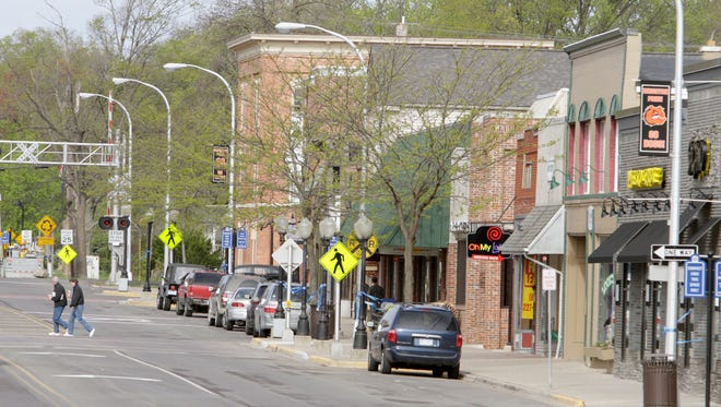 Downtown Brighton will celebrate its 150th birthday soon.