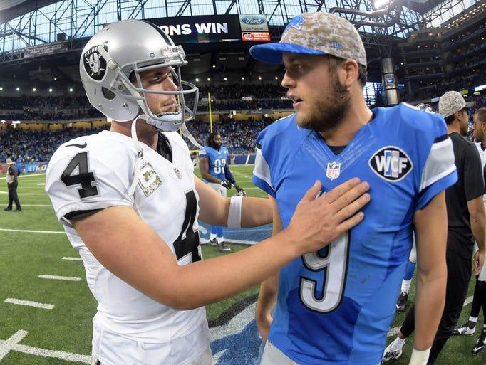 31 NFL quarterbacks make at least $5 million a year