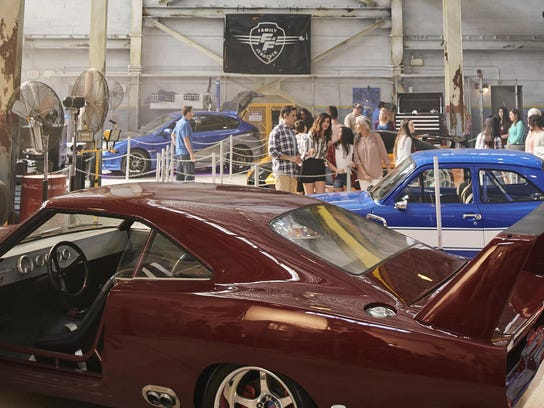 Fast & Furious Universal Orlando 2
