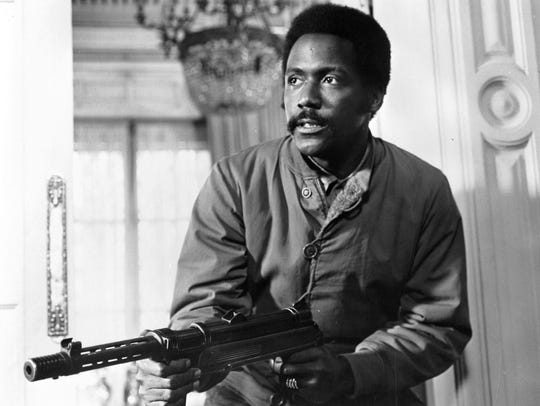 """Richard Roundtree believes """"Shaft in Africa"""" was ahead"""