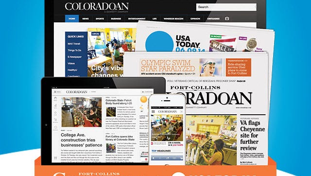 Coloradoan Subscription