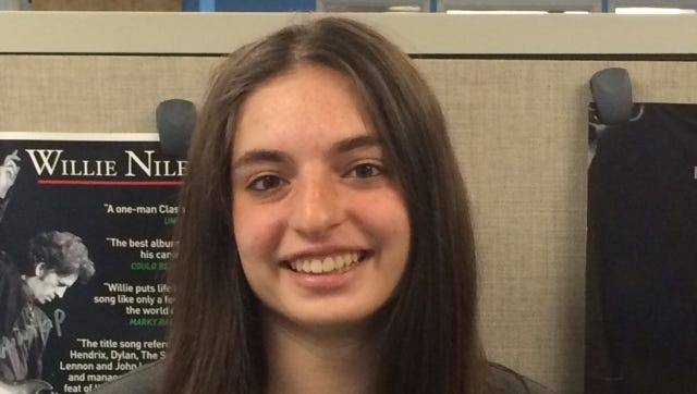 Mamaroneck goalie Talia Land is this week's Con Edison Athlete of the Week