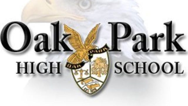 CONTRIBUTED PHOTO Oak Park High School logo