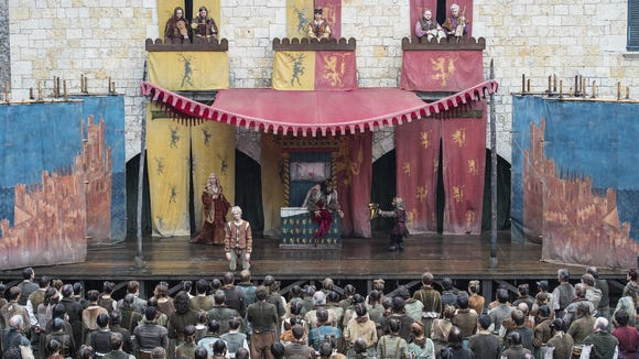 """""""Game of Thrones Season 1: The Musical."""""""
