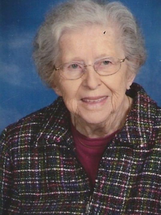 Birthdays: Marguerite Barrett