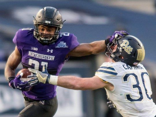If he stays healthy, Northwestern's Justin Jackson