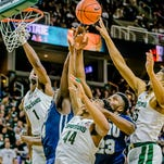 MSU vs Oral Roberts Men's Basketball